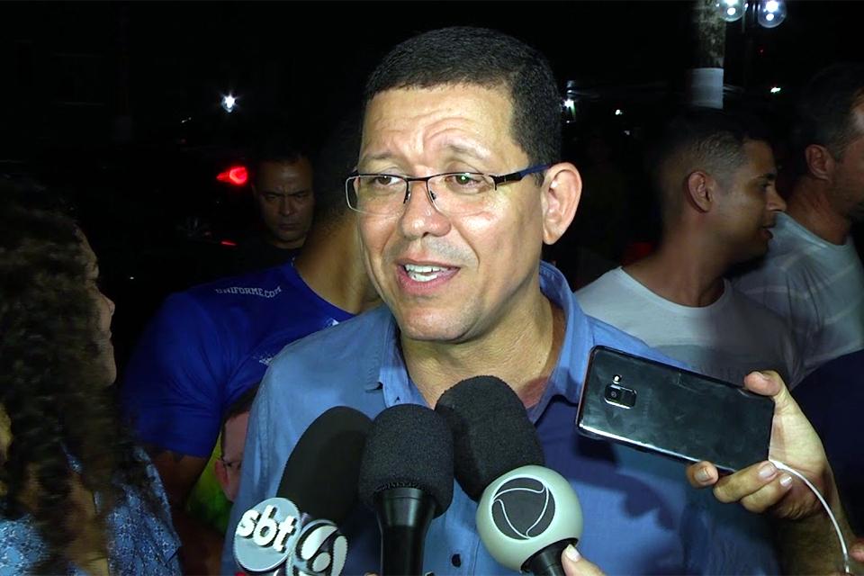 Para Marcos Rocha e equipe a sorte foi lançada: agora é do discurso à prática