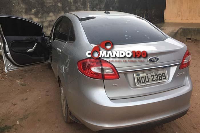 Ji-Paraná: PM recupera veículo que foi comprado em Porto Velho por estelionatários