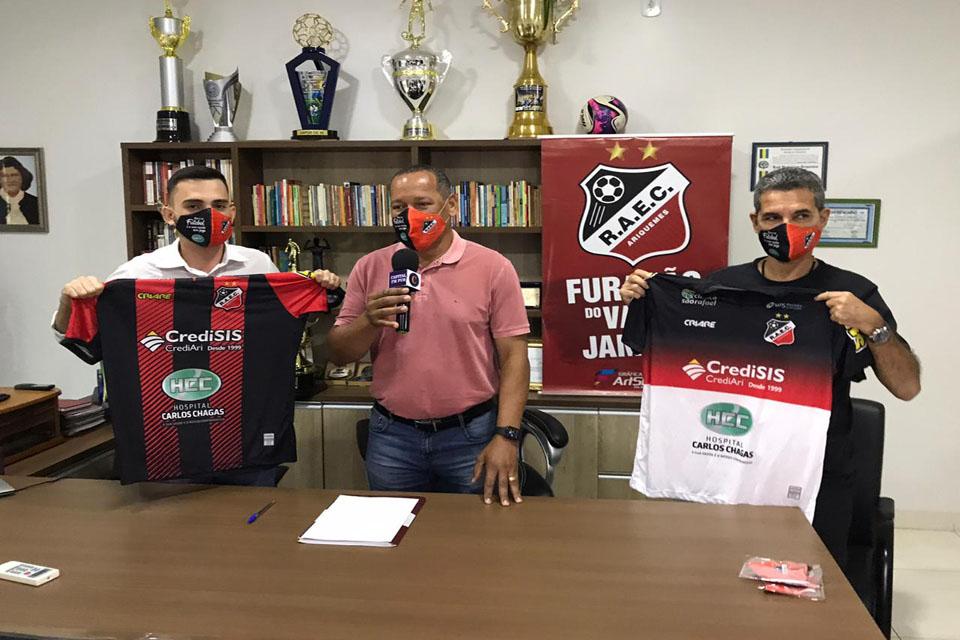 Real Ariquemes anuncia treinador para sequência do Campeonato Rondoniense