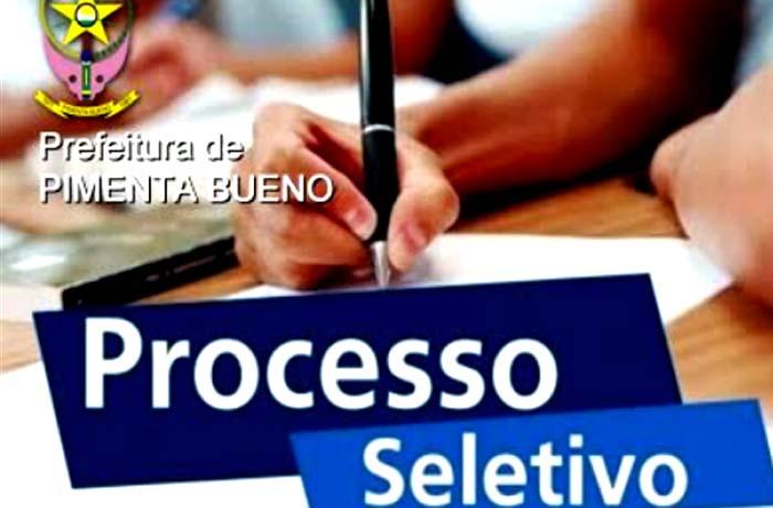 Prefeitura de Pimenta Bueno realiza teste seletivo simplificado da Semsau
