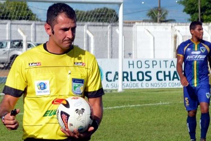 FFER sorteia árbitros para 5ª rodada do Rondoniense-2019