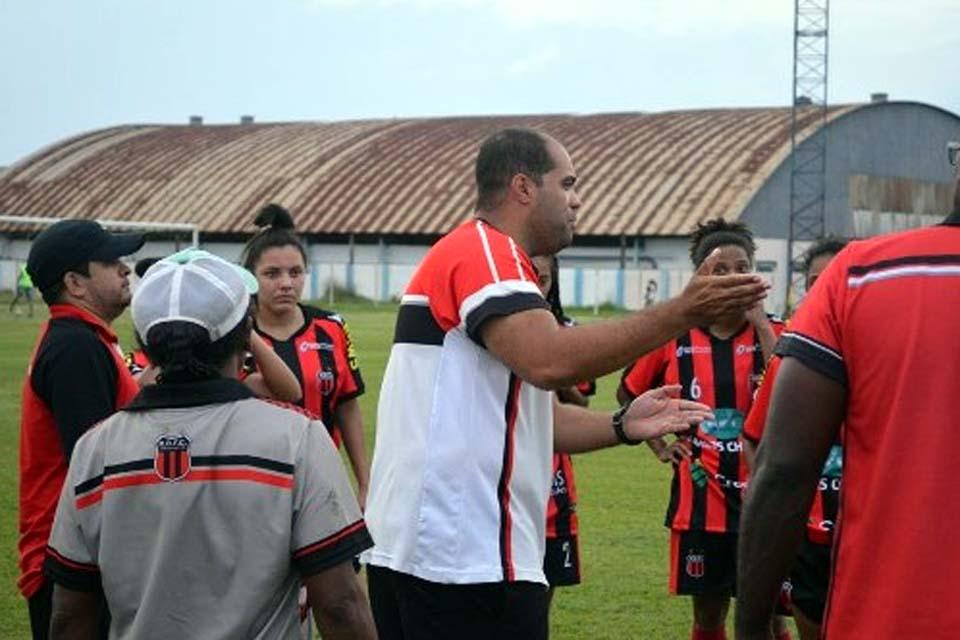 Arismar Júnior parabeniza vitória do Real Ariquemes em Vilhena / Rondônia Dinâmica - Rondônia Dinâmica
