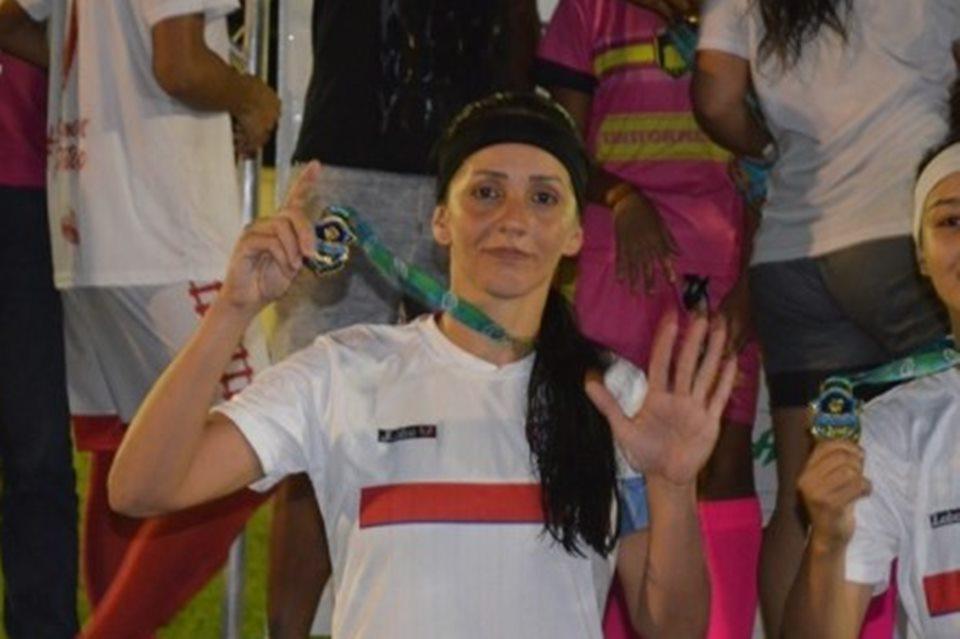 Rosane Gonçalves  é a nova supervisora do Porto Velho