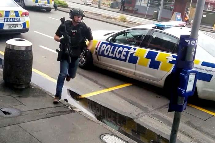 Atentado Na Nova Zelandia: Ataques A Mesquitas Na Nova Zelândia Deixa Mortos E