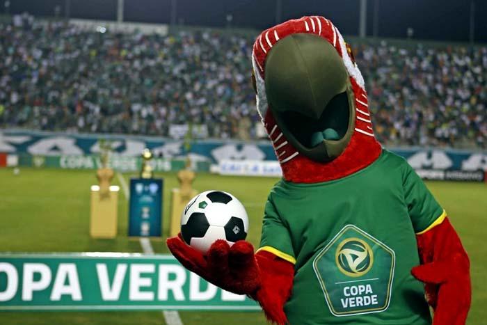 Copa Verde vai iniciar em março ou no segundo semestre, diz FAF