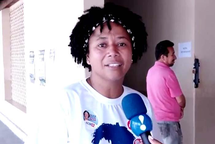 Eleita deputada federal, vereadora de Ji-Paranávai dizer ao PDT que apoia Bolsonaro