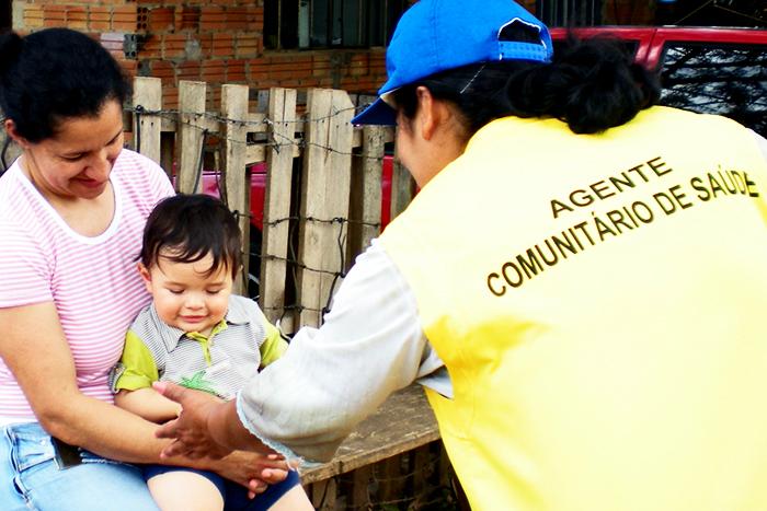 Agentes comunitários de saúde têm piso salarial atualizado; valor será de R$ 1.250