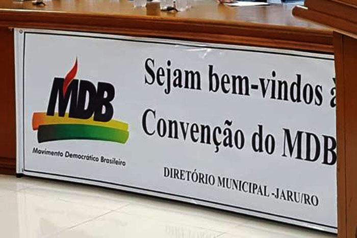 Convenção deve servir em seu menu principal a cabeça do ex-governador