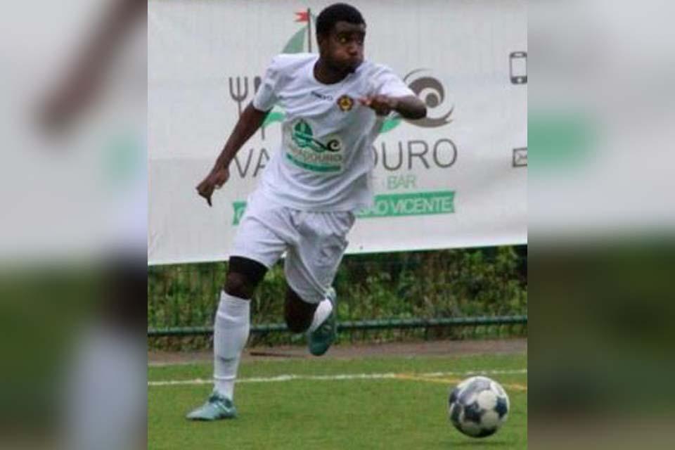 Ji-Paraná negocia contratação do atacante Blendow Esteves