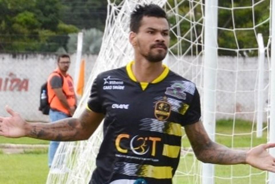 Ex-Vilhenense, Ariel é anunciado pelo Boa Esporte