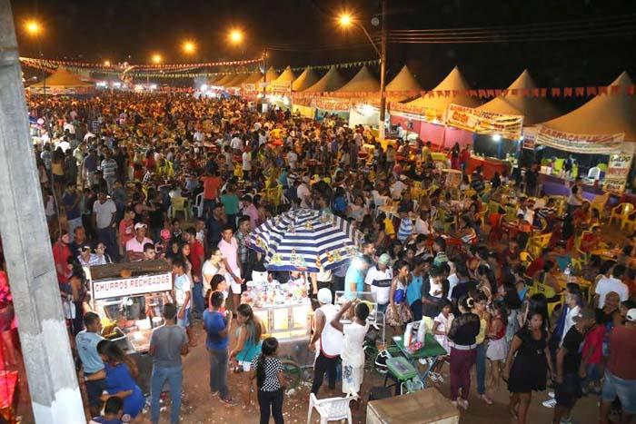 Arraial Flor do Maracujá vai acontecer em junho