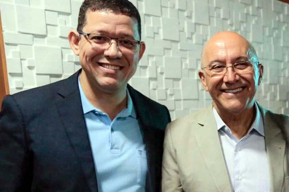 Confúcio faz retrospectiva de seus mandatos, mas ignora herança de dívidas e dificuldades financeiras deixada para Marcos Rocha