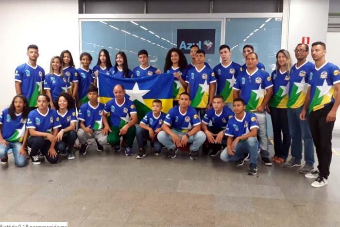 Rondônia participa do maior evento de artes marciais  do Brasil