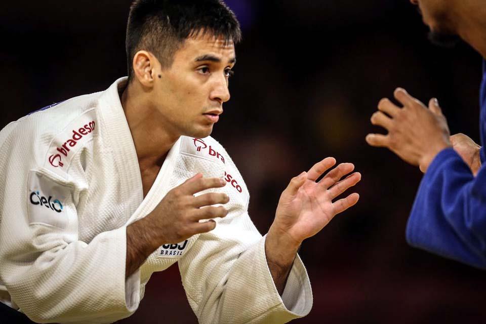 Judô tem 28 atletas em delegação do COB que treinará em Portugal