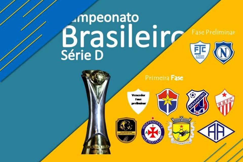 Vilhenense e Ji-Paraná representam Rondônia no Brasileiro Série D 2020