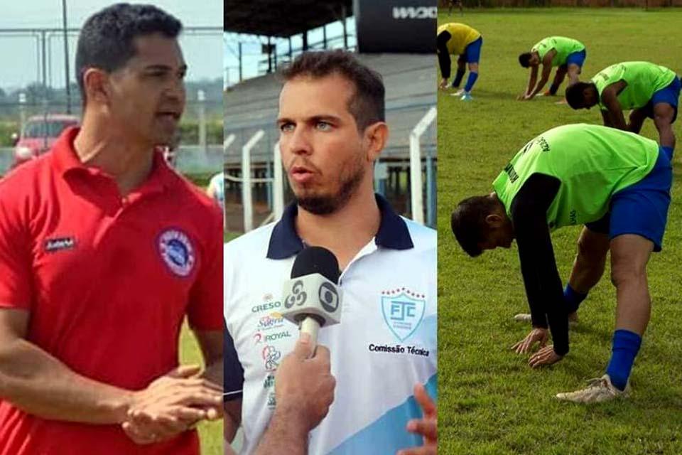 Técnico, auxiliar e preparador físico de clubes falam sobre a implementação das cinco substituições por jogo