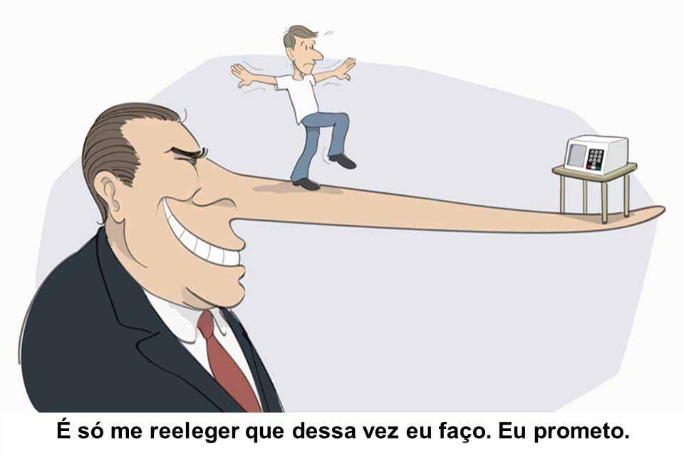 Eleitor de Rondônia busca candidato que não seja demagogo e esteja disposto a extirpar regalias e penduricalhos