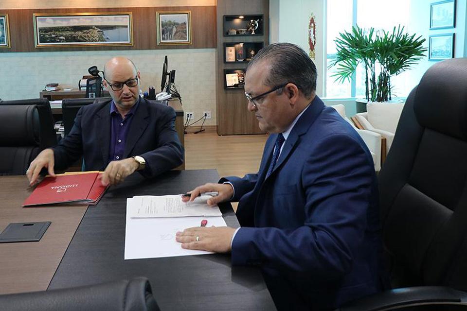 Mídia com supostos áudios sobre a Operação Pau Oco são entregues ao Ministério Público