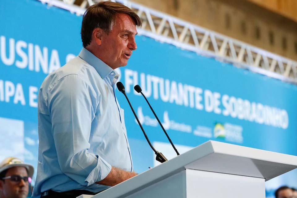 Governo inaugura usina solar flutuante no reservatório de Sobradinho