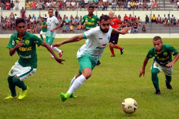 União Cacoalense fica no empate com o Cuiabá