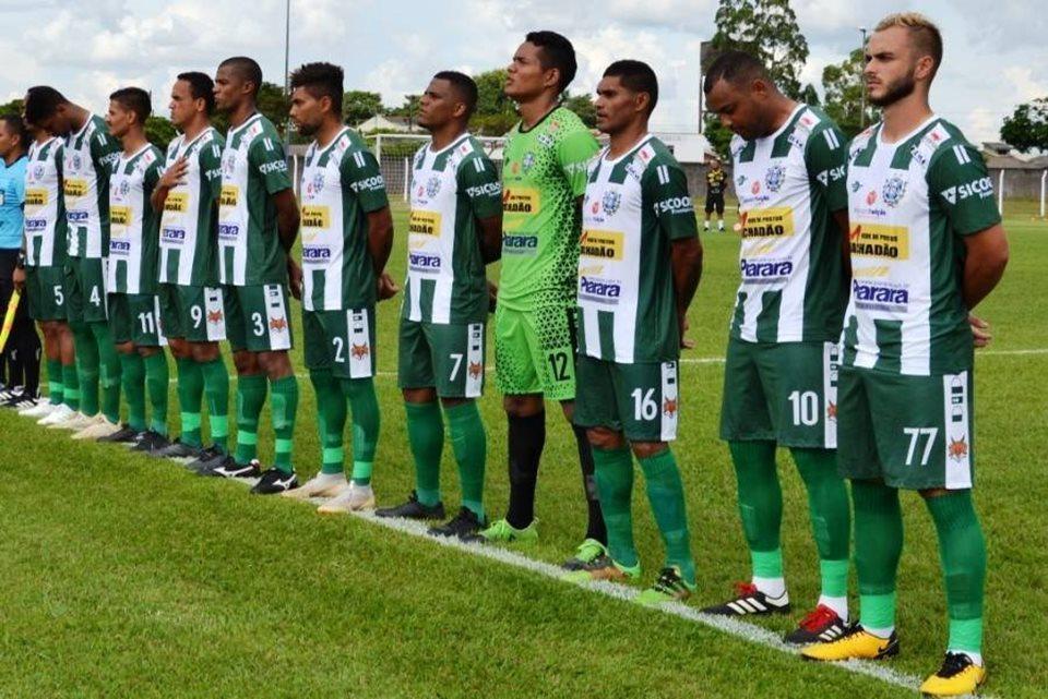 União Cacoalense planeja parceria com o Rio Branco-AC e poderá emprestar jogadores e parte da comissão técnica