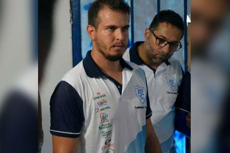 Bruno Monteiro destaca crescimento do futebol em Rondônia