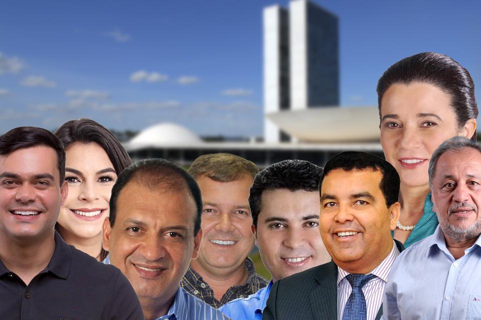 Em quatro anos, bancada federal de Rondônia 'torrou' quase R$ 20 milhões em verbas indenizatórias; saiba qual foi o parlamentar mais gastador
