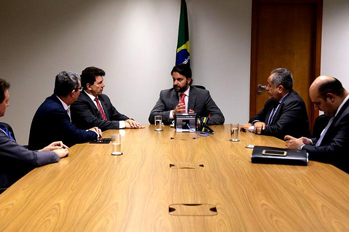 Resultado de imagem para Ji-Paraná deve receber R$ 175 milhões para saneamento