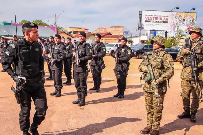 Governo Federal recebe encaminhamentos referentes a segurança pública de Rondônia