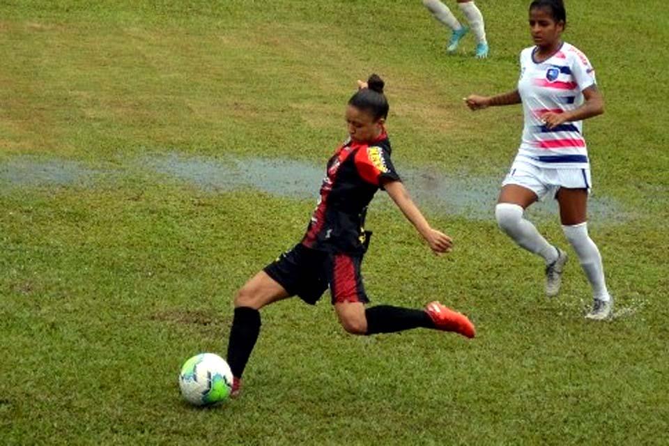 Feminino: CBF altera horário do jogo entre Real Ariquemes x Napoli-SC