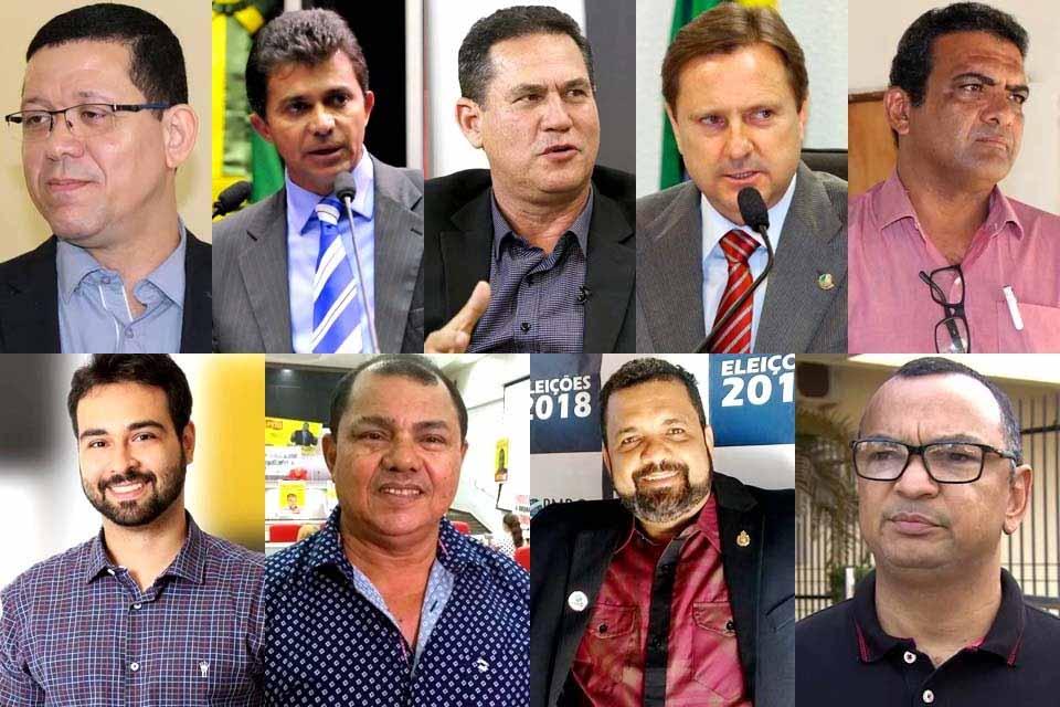 Os pontos positivos e negativos das candidaturas entre nove nomes lançados ao Governo de Rondônia