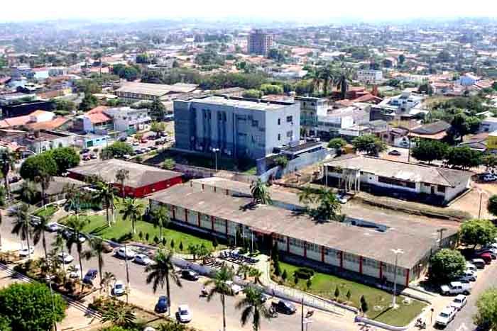 Chamamento público para a doação de terrenos a empresas e indústrias que pretendem se instalar no município