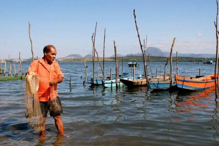 PF apura irregularidades em indenizações a pescadores