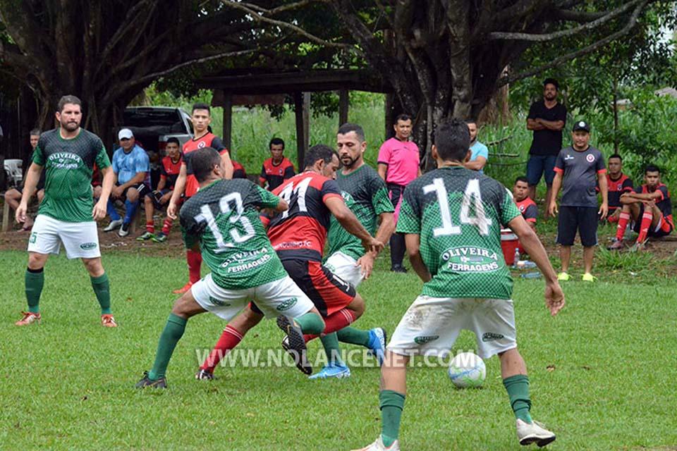 Decisões das vagas para a última rodada da copa Curitiba Calçados / Rondônia Dinâmica - Rondônia Dinâmica