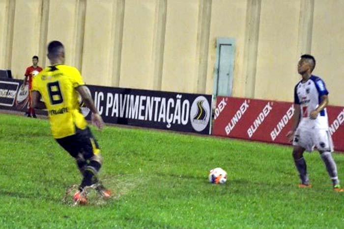 Vilhenense acerta com três reforços para 2019