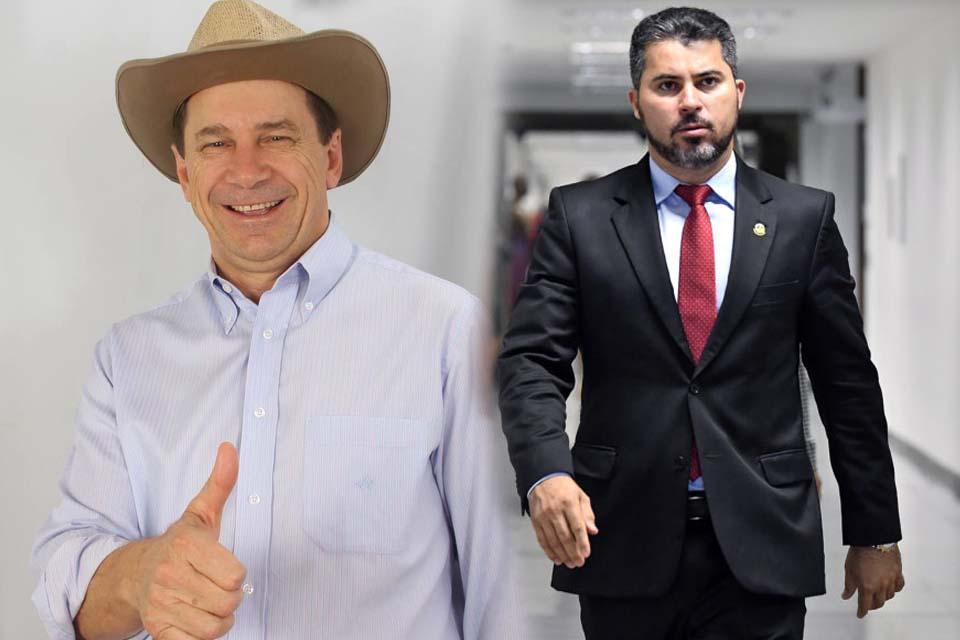 Ivo Cassol pode ser ''água no chope'' de Marcos Rogério nas eleições de Rondônia em 2022