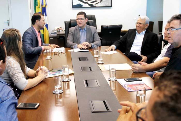 Governo de Rondônia e MPT discutem agenda conjunta para gerar transformações sociais e prevenção de irregularidades trabalhistas