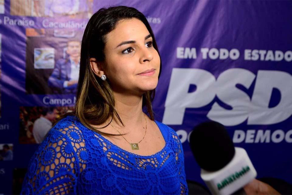 """Deputada federal de Rondônia, Mariana Carvalho """"perde"""" processo onde pedia indenização a jornais do interior"""