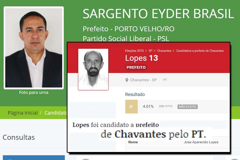 Exclusivo – Eyder Brasil plagia parte significativa do Plano de Governo usado pelo PT em 2016