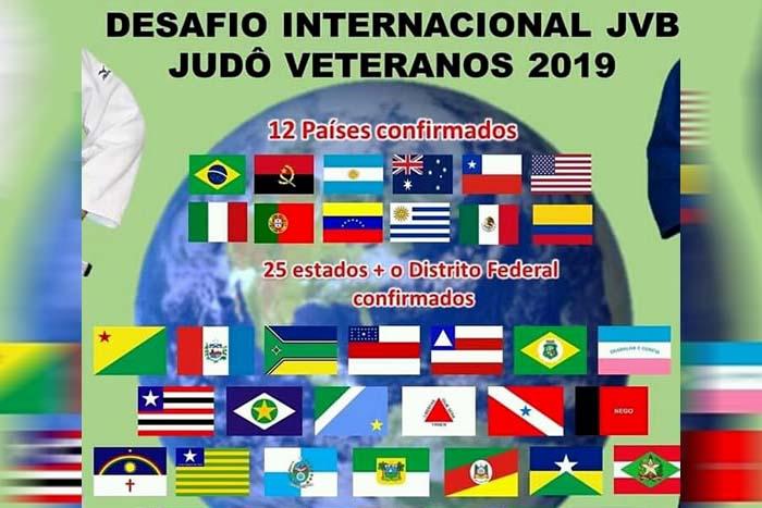 Judocas rondonienses se mobilizam para desafio internacional