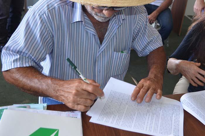 Reativação de convênio entre Emater-RO e Banco do Brasil agiliza crédito rural