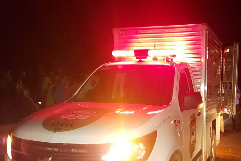 Homem acorda e encontra esposa morta ao lado da cama em Rio Pardo