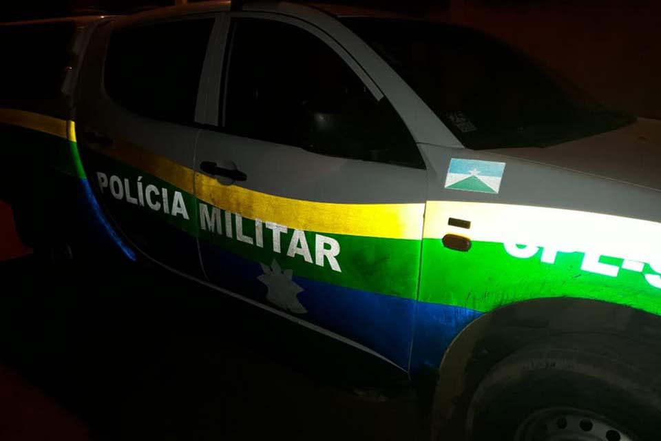 Dupla armada é presa pela PM logo após roubo na zona Leste