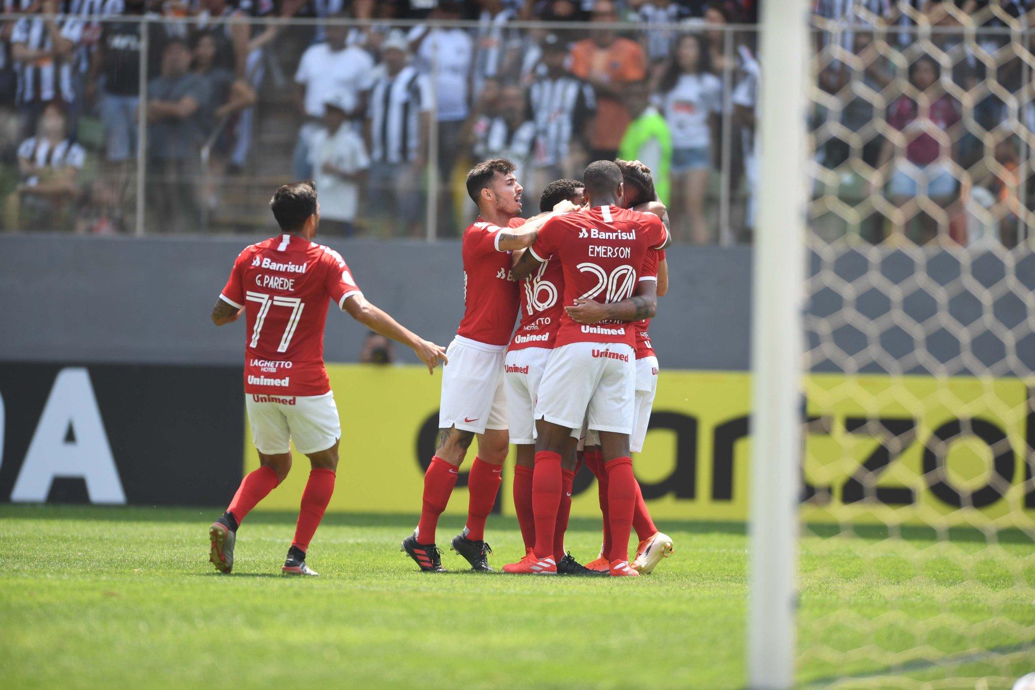 Video Atletico Mg 1 X 3 Internacional Gol E Melhores Momentos Rondonia Dinamica