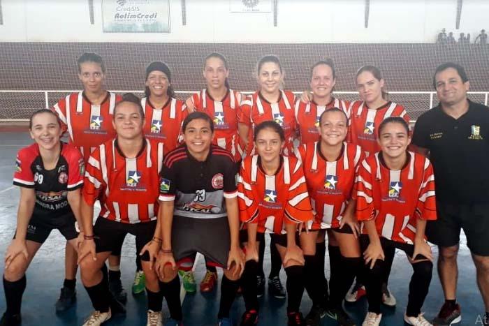 Rolim de Moura terá representante de futsal feminino no JIR