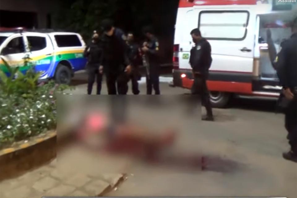 Corpo de mulher é encontrado degolado na Avenida Guaporé