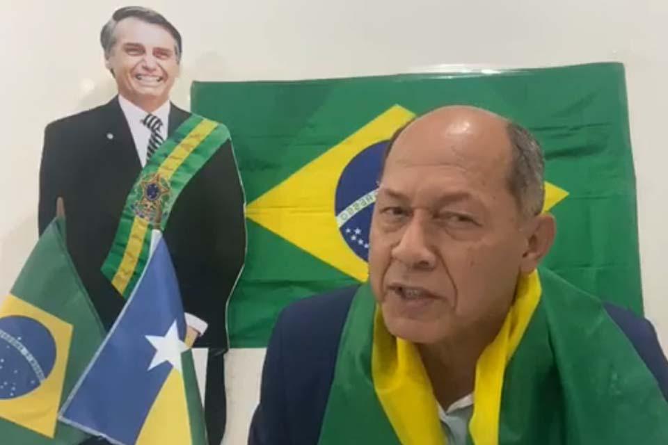 Compra do Regina Pacis em Rondônia foi superfaturada em R$ 8 milhões, diz deputado federal aliado de Bolsonaro
