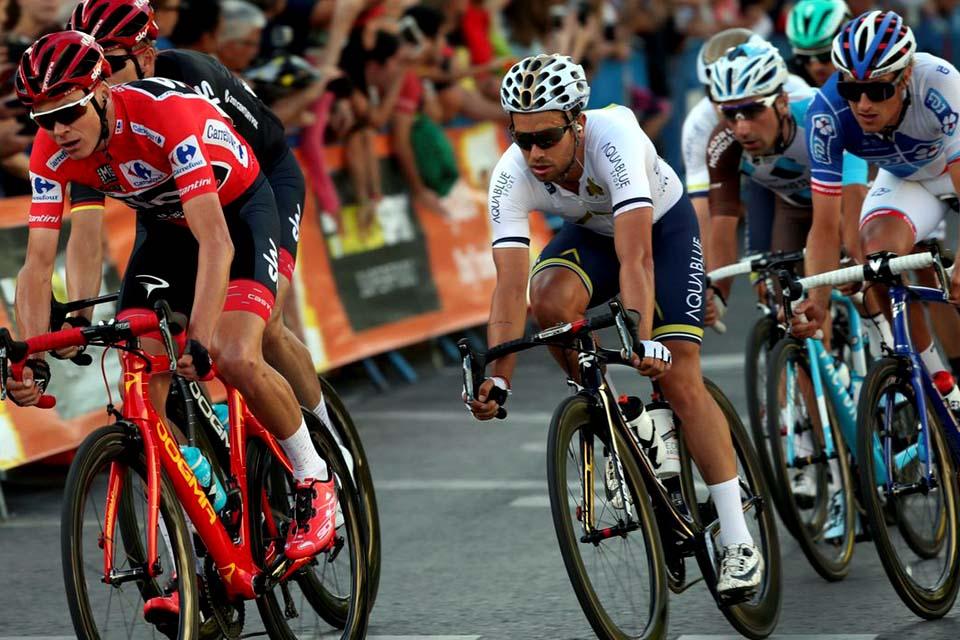 Covid-19: tour de ciclismo La Vuelta tem primeiras etapas adiadas
