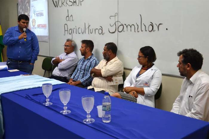 Semaic realiza Workshop para fortalecer a Agricultura Familiar