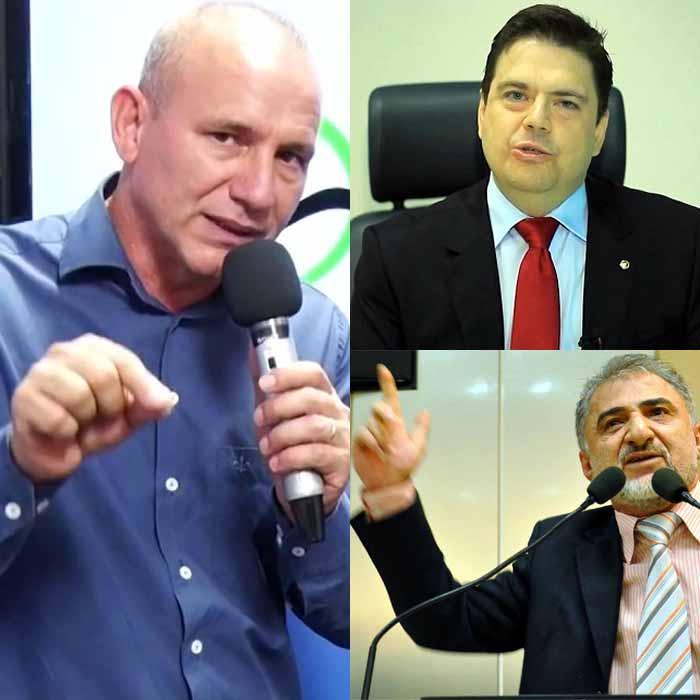 Ezequiel Neiva cospe na cara da Justiça ao dizer que promotor do escândalo da ponte é parente de deputado que o denunciou